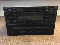 VW Volkswagen oem cd/radio/cassette
