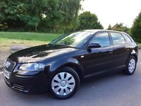 08 AUDI A3 1.9 TDi 5 Door--£30 Year Tax--Service History--Full MOT--Cheap Insurance...golf...leon