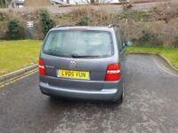 2005 Volkswagen Touran 1.6 FSI S 5dr (7 Seats) Manual @07445775115 Slightly Misfiring Hence Price