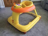 Chicco 1-2-3 baby walker activity centre