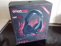 Ozone Onda Pro X-Surround Pro Gaming Headset (PS4 and Laptop/PC)