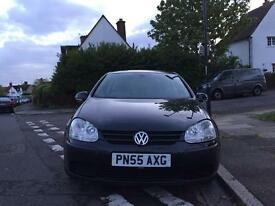 Volkswagen Golf TDI 1.9 three door 55 plate