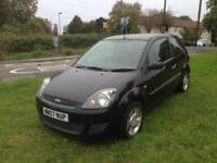07/07 FORD FIESTA 1.25 STYLE CLIMATE 3DR HATCH