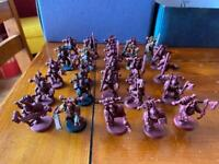 Warhammer Khorne berserkers