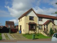 ***NO LONGER AVAILABLE*** 2 Bedroom 'end terraced' house to LET in SOUTHPARK VILLAGE