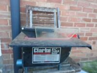 clarke cts 825 8 1/4 table saw