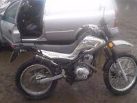 Skyjet 125cc not 50