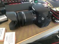 Canon EOS 700D With loads of extras!!!