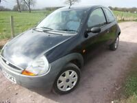 2005 FORD KA 1.3i 9 MTHS MOT LOW MILES