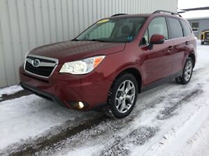 2015 Subaru Forester 2.5i Limited Package LIMITED PKG W/EYESI...