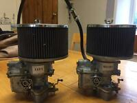 Solex twin carburettor H40/44EIS