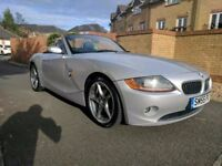 BMW Z4 - LOW OWNERS - LOW MILES - FSH - PX BARGAIN