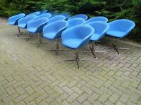 Quanity Of Arper Duna Swivel Designer Chairs **£100 Each**