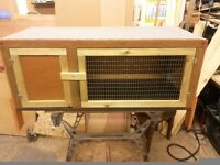 Rabbit or Guineapig hutch brand new and unused