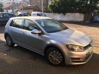 2013 Volkswagen Golf 1.2 TSI Bluemotion