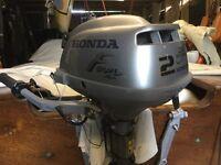 Outboard engine Honda 2 hp 4 stroke