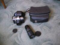 Practica Film Camera.