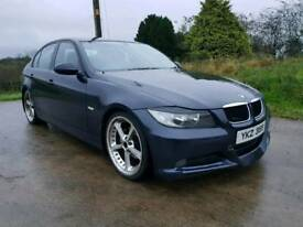 2005 BMW 320 DIESEL SE FULL M SPORT EXTRAS..POSSIBLE PART EXCHANGE