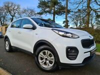 Sep 2017 Kia Sportage 1.7 CRDi ISG 1 5dr FULL SERVICE HISTORY, GREAT EXAMPLE, WARRANTY SEP 2024