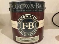 Farrow and Ball stiffkey blue eggshell