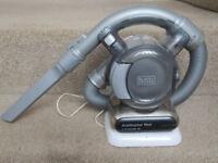 Cordless handheld vacuum Black & Decker dustbuster