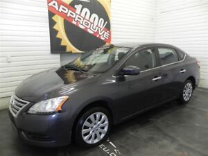 2013 Nissan Sentra 1.8 S, Bluetooth, Options au voalnt