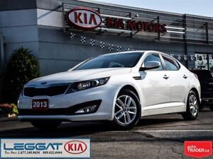 2013 Kia Optima LX - One Owner, No Accident, Heated Seats
