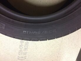 Tyres , Goodyear , 235/50 R18