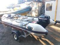 Yamaha 3.8 meter inflateable