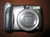 Canon Powershot A710 IS Digital Camera