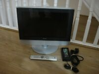 Sony KLV-17HR1 LCD 17'' HD Widescreen TV Television
