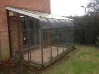 lean to greenhouse 12ft x 6 ft