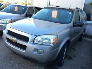 2005 Chevrolet Uplander LS CALL 519 485 6050 CERTIFIED