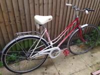 Bike - Vintage Austria Puch Racer Bike