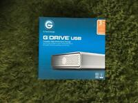3Tb G Drive USB 3.0 external hard drive