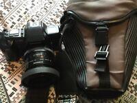 Chinon camera AF Zoom lens