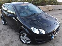 Smart for four1.5 petrol black
