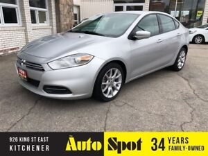 2013 Dodge Dart SXT/LOW, LOW KMS/PRICED-QUICK SALE!