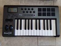 M-Audio Axiom 25 Keyboard / Midi Controller