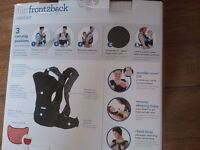 front and back baby carrier