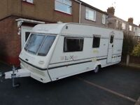 Lunar Lx 524 !!! 2000 YEAR ! 4-5 BERTH !!! With Full Awning !!!