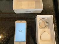 iPhone 7 Silver 32GB - Very good condition - o2