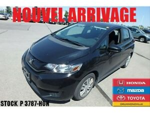 2015 Honda Fit LX+GARANTIE PROLONGÉ GLOBAL+AUTOMATIQUE+++