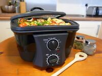 8 in 1 Gourmet Cooker