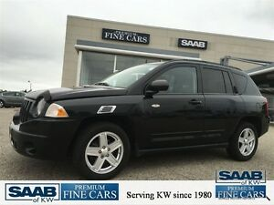 2010 Jeep Compass 4X4 ACCIDENT FREE SPORT/NORTH POWER PKG ALLOYS