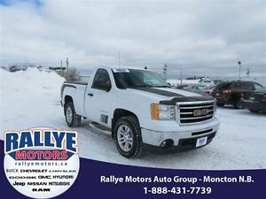 2013 GMC Sierra 1500 WT! ONLY 35K! Alloy! Hitch! Save!