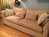 VGC quality sofa settee welbeck house Wade made in England
