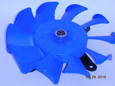 Ay0036 Gear Box Fan Assembly Blue For Appion G1 Appion G5 And Appion Tez8