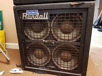 Randall 4x10 Bass Cabinet