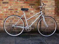 Ladies bike Shimano wheels size 50 vintage 7 gears bicycle